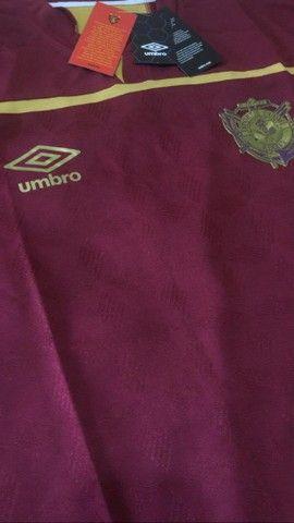 Camisa Sport roxa, edição especial  - Foto 3