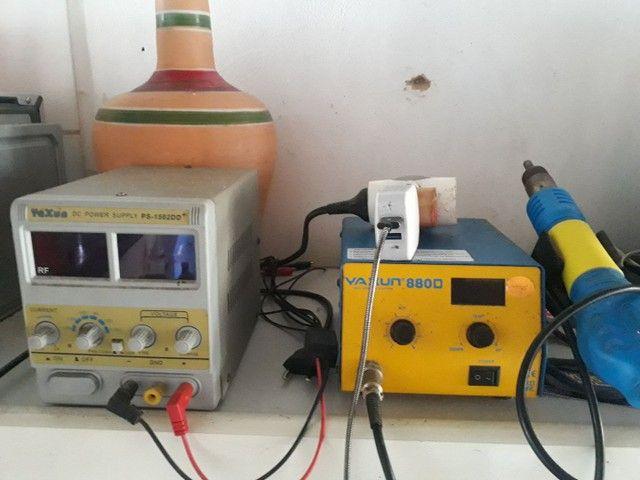 Bancada celular com equipamentos  - Foto 5