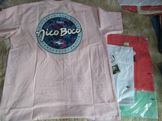 Camisa , boné e bermudas Nico boco - Foto 3