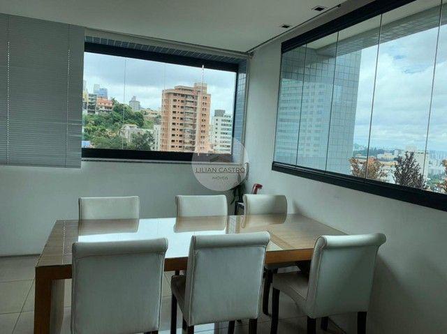 Apartamento para Venda em Belo Horizonte, SANTA LÚCIA, 4 dormitórios, 3 suítes, 1 banheiro - Foto 4