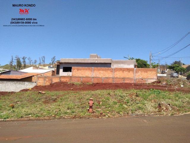 Terreno comercial de esquina com 361,00 m2 no residencial Casagrande em Ibiporã. - Foto 8