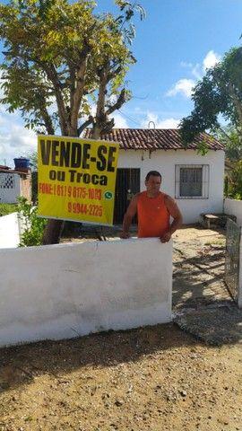 Vendo casa em chã do junco vertentes-PE  - Foto 3
