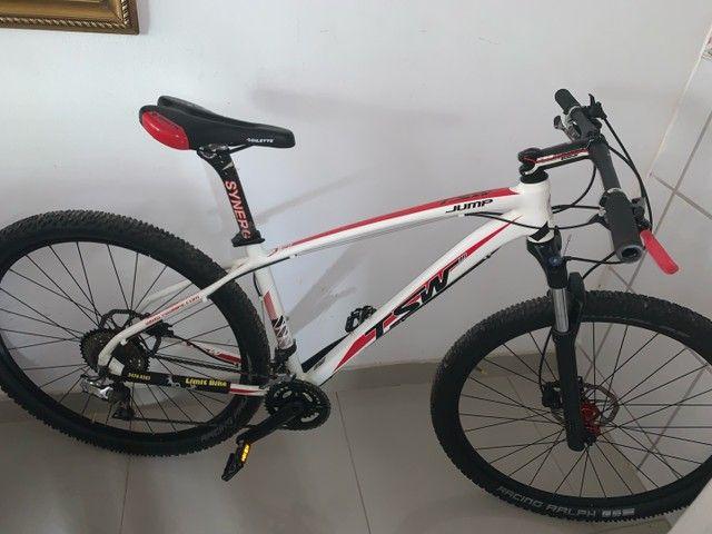 Vendo essa bicicleta TSW - Foto 2
