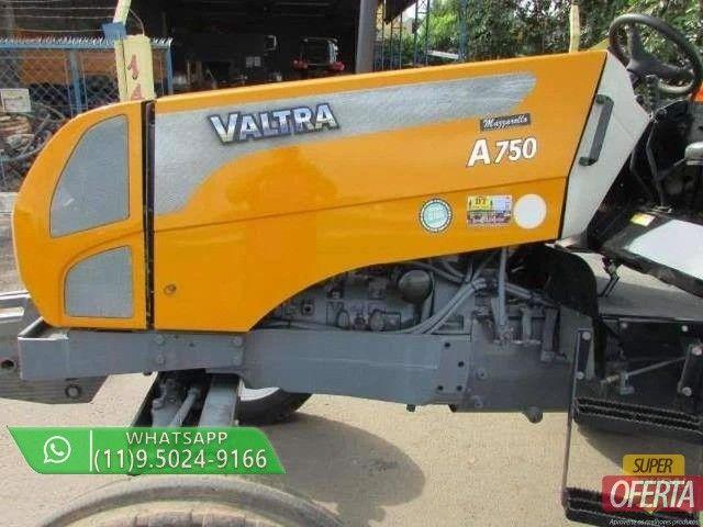 Trator Valtra/Valmet A 750 4x2 ano 10 - Foto 2