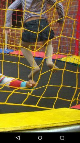 Venda de rede de proteção para pula pula ( Cama Elástica ) de 3,05m - Preço de Fabrica - Foto 6