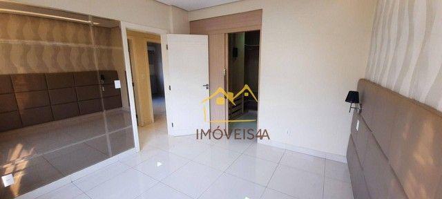 (Vende-se) Le Parc - Apartamento com 3 dormitórios, 96 m² por R$ 530.000 - Industrial - Po - Foto 20