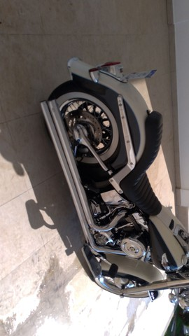 Moto Harley Davidson HD Softail Deluxe 2012 - Foto 13