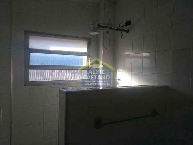 Apartamento com 1 dorm, Maracanã, Praia Grande - R$ 155 mil, Cod: CLA21509