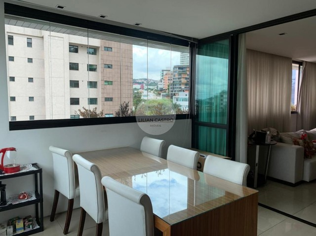 Apartamento para Venda em Belo Horizonte, SANTA LÚCIA, 4 dormitórios, 3 suítes, 1 banheiro - Foto 5