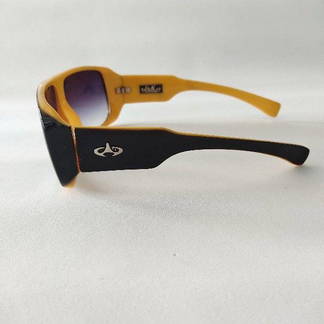 Óculo de Sol Unissex Evoke Original - Semi Novo - Foto 2
