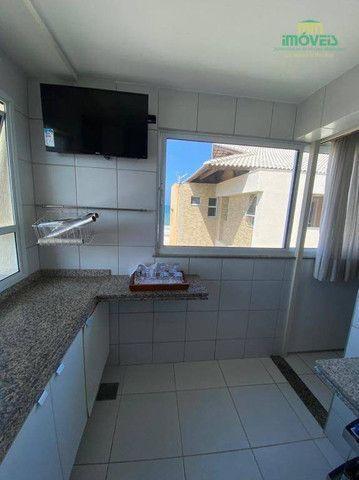 Apartamento Duplex com 4 dormitórios à venda, 210 m² por R$ 1.600.000 - Porto das Dunas -  - Foto 4