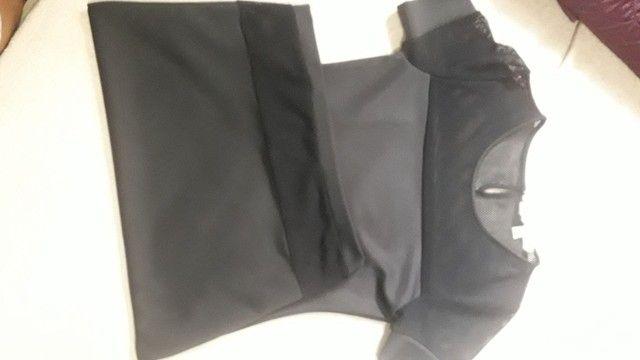 Calça, saia, sutian,camisa. - Foto 2