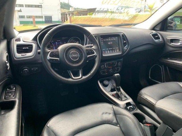 Jeep Compass 2020 4X4 Diesel aceiro troca por Civic Turbo de menor valor! - Foto 5