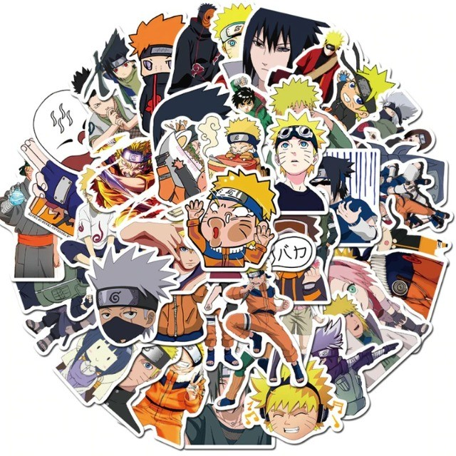 Adesivos de Animes  - Foto 4