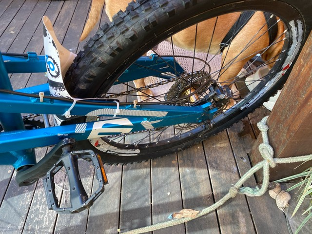 Bike de downhill rockrider  - Foto 5