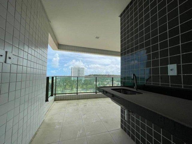 Apartamento para venda possui 114 metros quadrados com 3 quartos em Guaxuma - Maceió - Ala - Foto 10