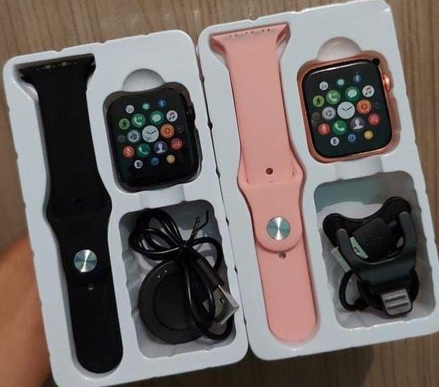 Relógio Ld5 Smartwatch  - Foto 3