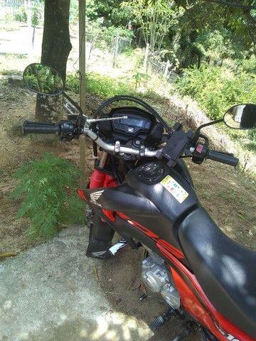 Vendo moto Bros - Foto 6