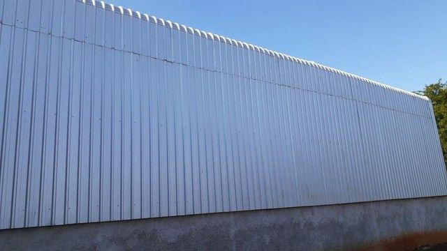Estrutura metálica e pré-moldado - Foto 4