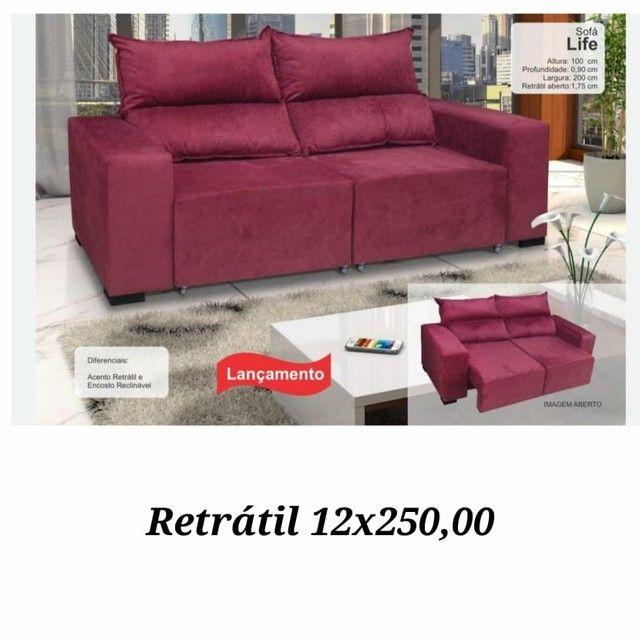 Vendo móveis no crediário sem consulta Spc Serasa  - Foto 2