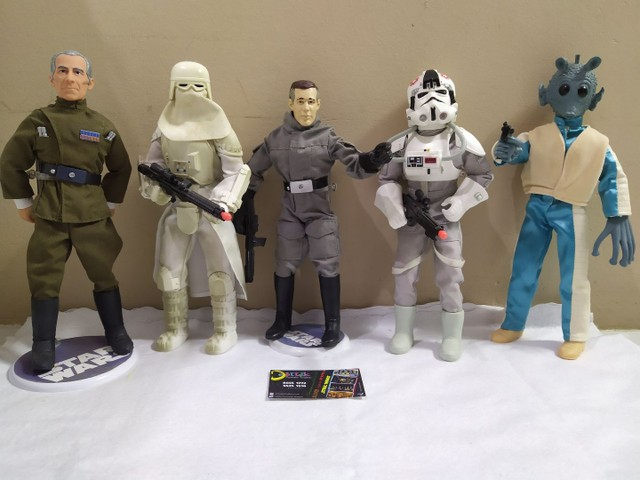 Coleção Star Wars Hasbro Colectors série 1/6 - Foto 2