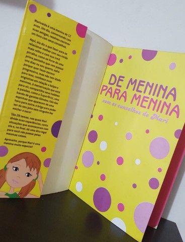 Livro: De menina para menina - Foto 3