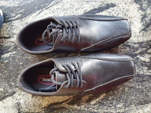 Vende se 3 sapatos de crianças - Foto 4