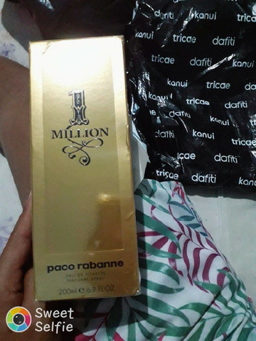 Perfume Paco Rabanne 200 ml - Foto 2