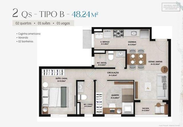 Apartamentos novos no Passaré com 2 e 3 quartos  - Foto 16