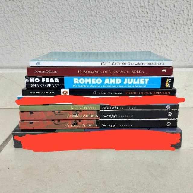 7 livros escolares - Foto 2