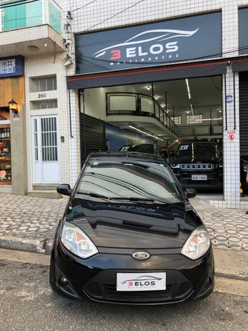Fiesta Sedan SE 1.6 - Kit GNV 5 Geracao - Perfeito para UBER
