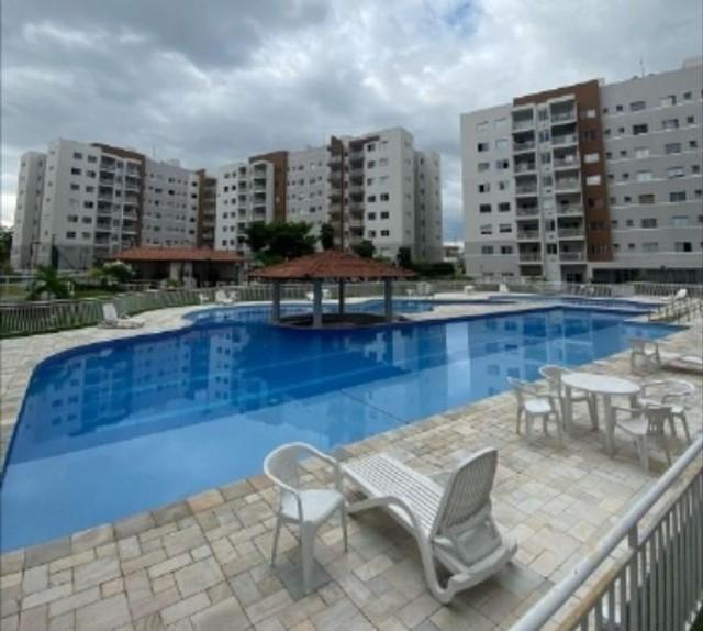 Vendo lindo apartamento no condomínio Acqua