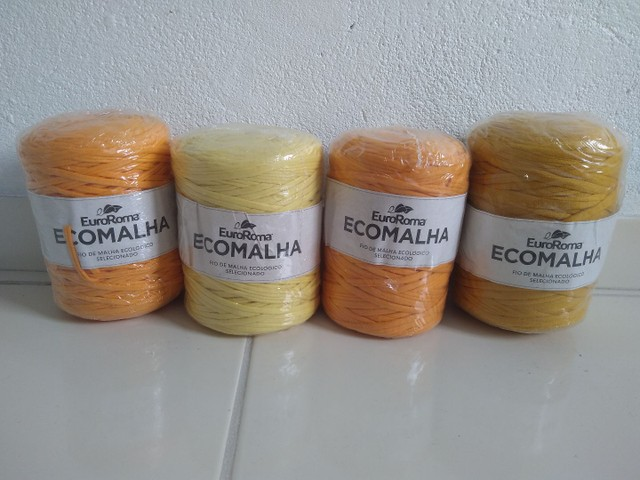 FIO DE MALHA EuroRoma Ecomalha