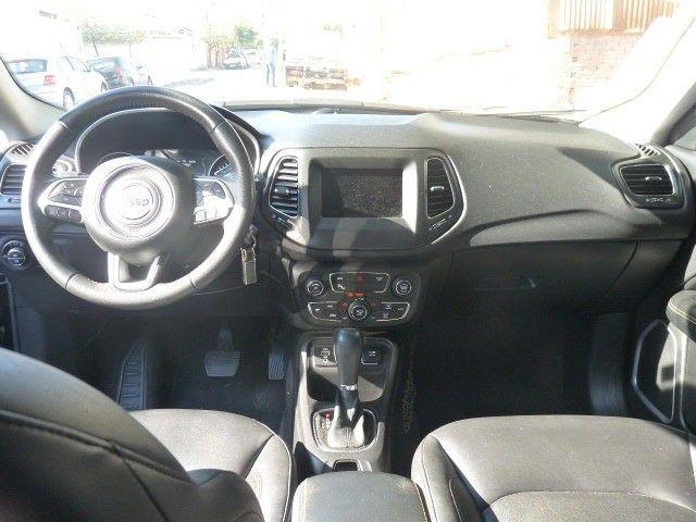 Jeep / Compass 2.0 Sport Flex Completa Automática  - Foto 8