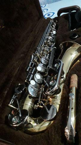 SAX Alto saxofone alto weril alpha  - Foto 2