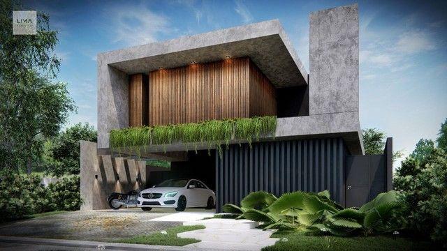 Casa com 3 dormitórios à venda, 200 m² por R$ 1.600.000,00 - Alphaville 3 - Campo Grande/M