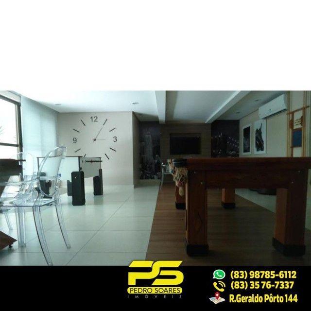 (LUXO) Cobertura com 2 qts sendo 1 suíte à venda, 130 m² por R$ 1.000.000 - Beira mar Cabo - Foto 19