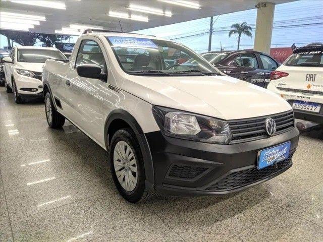 Volkswagen Saveiro Robust 1.6 msi (Flex) 2019 - Foto 11