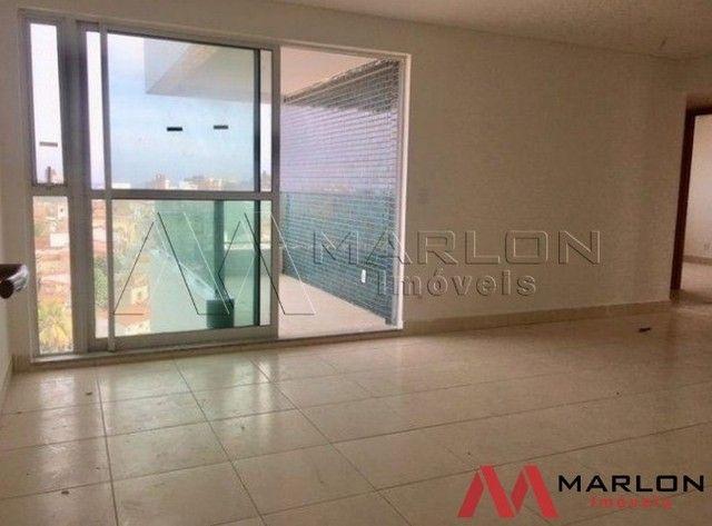 Apartamento Cond. Palazzo Cristal, 3 Quartos Sendo 1 Suíte, 98m² - Petrópolis - Foto 4