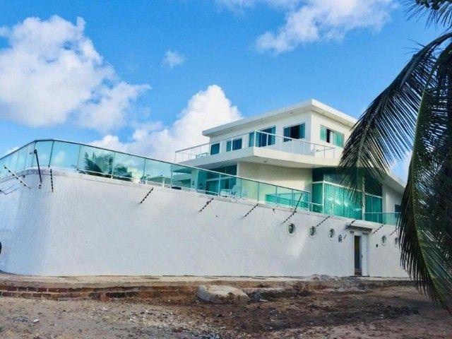 09-Cód. 318- Belíssima mansão na Praia de Pau Amarelo!!!! - Foto 5