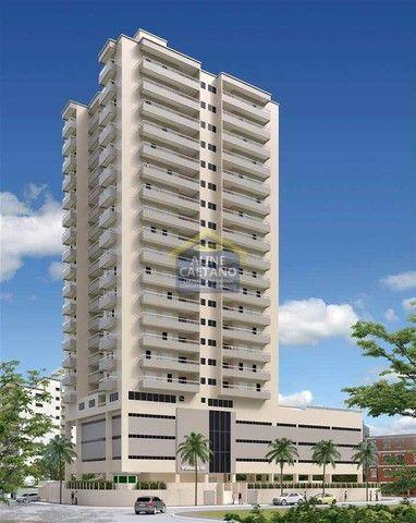 Apartamento 3 dorms Ocian Entrada Apenas R$ 75 mil - Foto 4