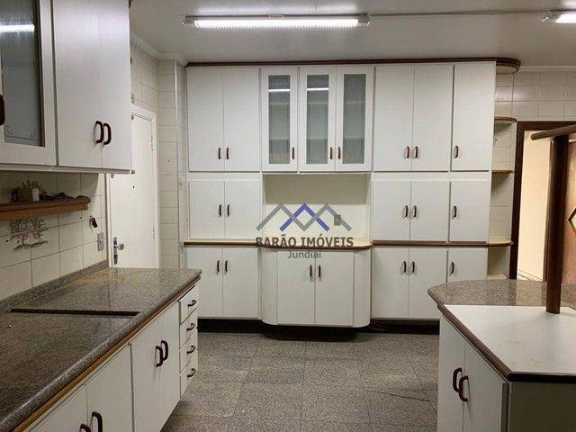 Apartamento com 4 dormitórios para alugar, 215 m² por R$ 3.500,00/mês - Centro - Jundiaí/S - Foto 12