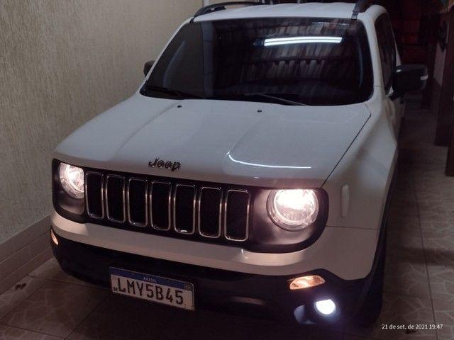 Jeep Renagade Sport MT Branca - Foto 9