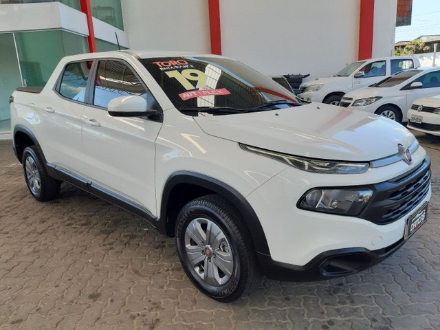 Fiat Toro 2019 Endurance 1.8 FLEX Automática. - Foto 3