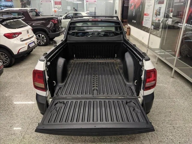 Volkswagen Saveiro Robust 1.6 msi (Flex) 2019 - Foto 3
