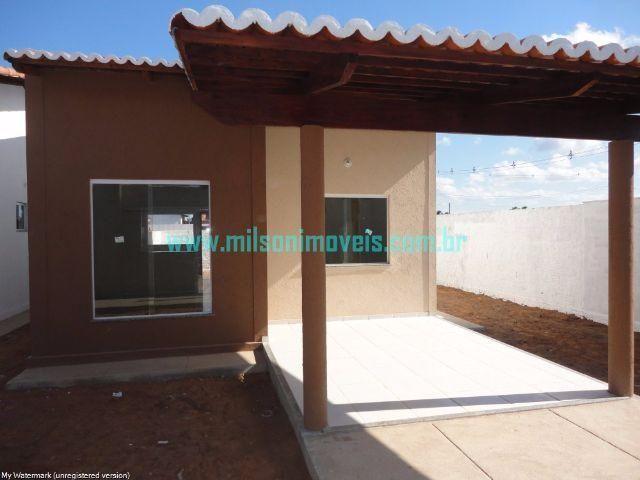 Casa Com Suíte Próximo Ao Centro Em Extremoz/RN - Zero De Entrada