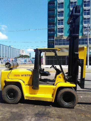 Empilhadeiras Hyster Xl2 7 Ton- 2006 - Oferta R$88.000.00