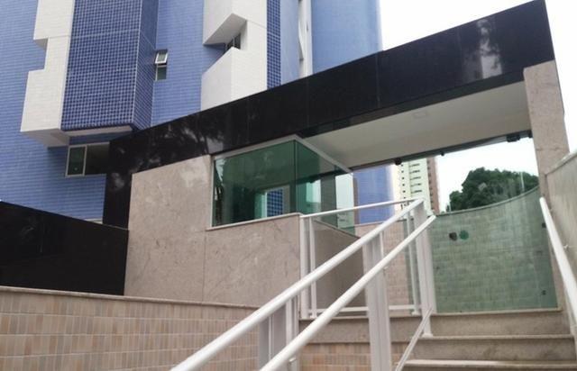 Espinheiro, 4 Qts sendo 2 suites + DCE, prédio novo