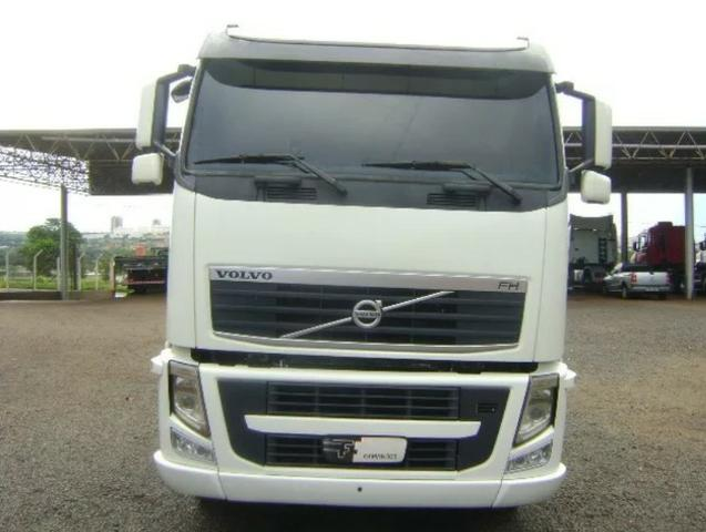 Volvo FH 540 6x4 BUG leve I - shifth ano 2013