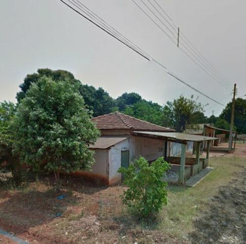 Vendo ou troco uma casa em Dois Irmãos do Buriti-Ms